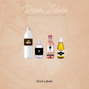 Drink Labels