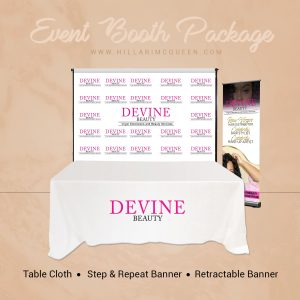 Event Booth Package