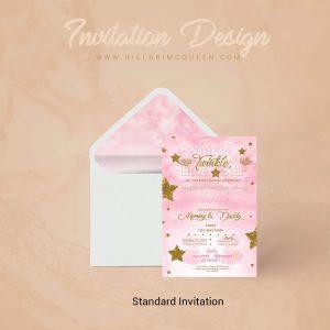 Standard Invitations