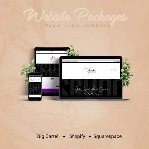 Website Builder Packages